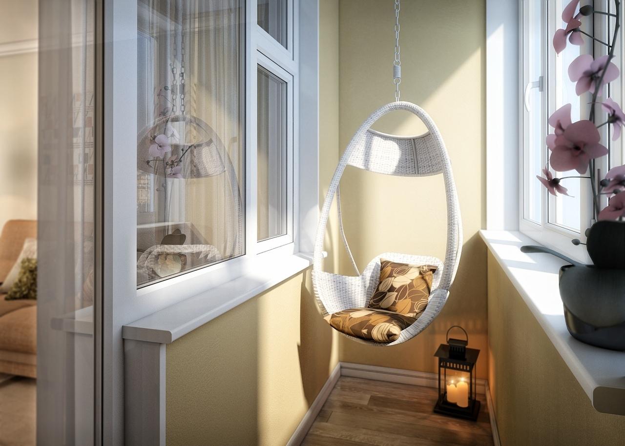 орео балкон навесной дизайн фото минимальной