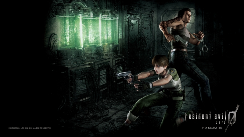 Resident evil 0 hd remaster watch dogs