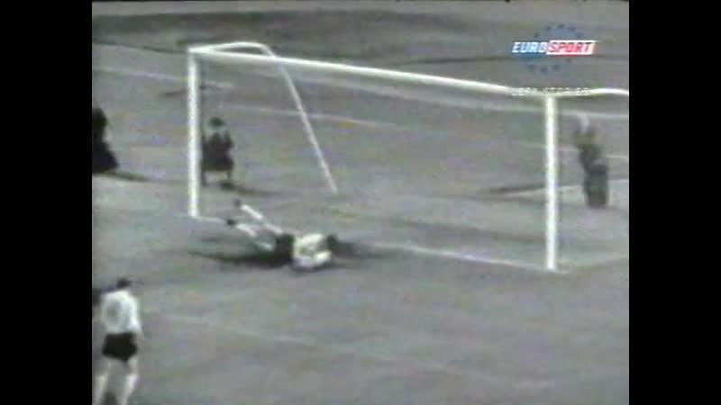 UEFA stories обзор ЕВРО 1968 (Евроспорт).