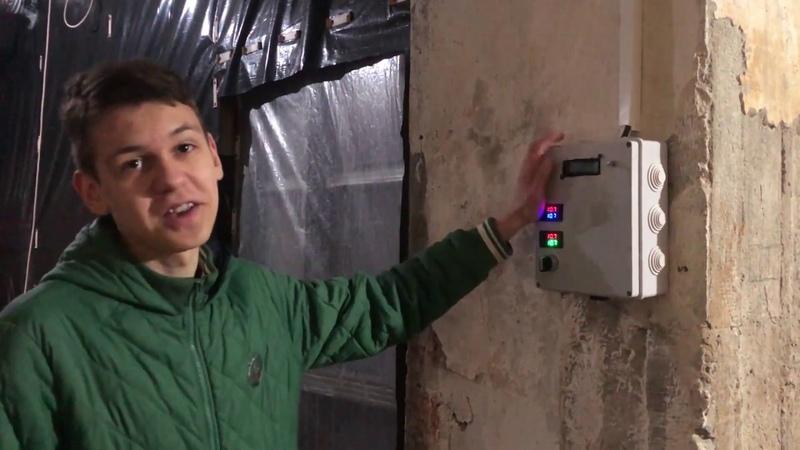 Промышленный электромонтаж Видеонаблюдение Слаботочные системы