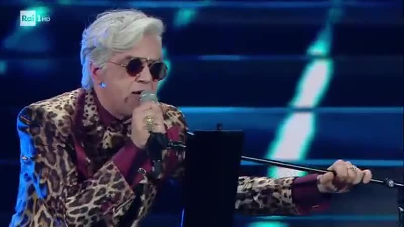 Sanremo 2020 Bugo abbandona il palco dell'Ariston