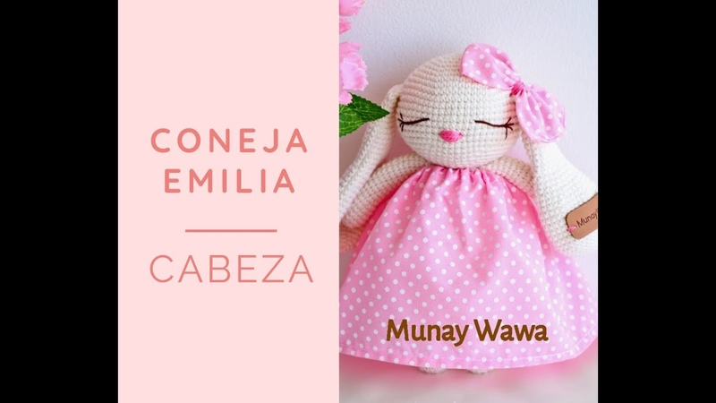 Cabeza Conejita Emilia Segunda parte