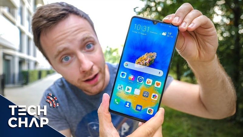 Huawei Mate 20X 5G UNBOXING The 7 2 inch MONSTER 😮 The Tech Chap