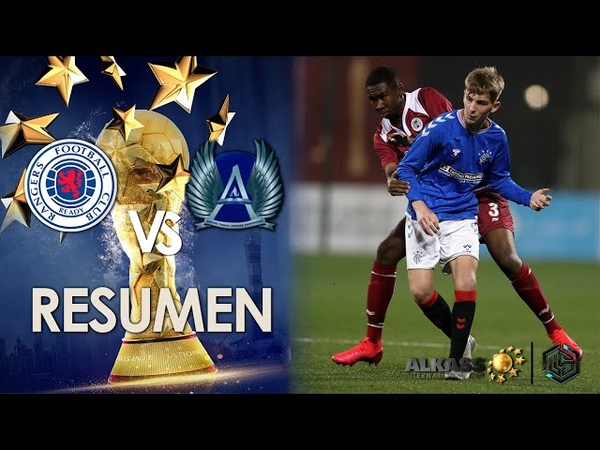 Rangers FC vs Aspire Academy Al kass International Cup 2020