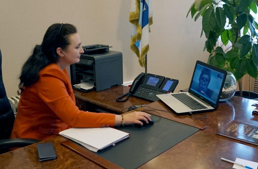 В Городской Думе Таганрога продолжаются онлайн-приемы граждан