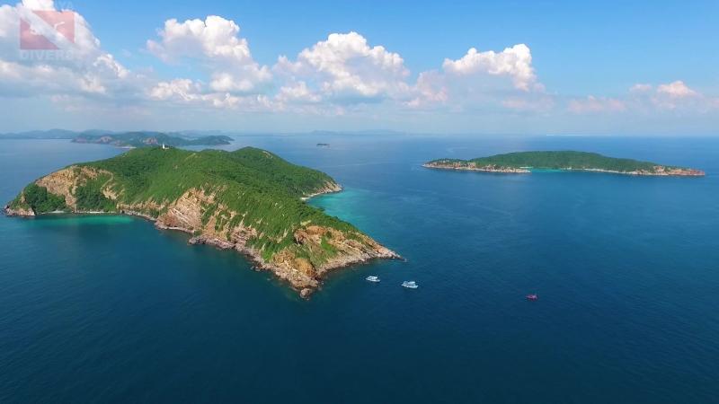 Дайвсайт Japanese Bay южного мыса острова Ко-Чуан архипелага Самесан | Дайвинг в Паттайе
