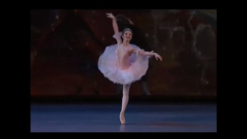 Evgenia Obraztsova Nutcracker Sugar Plum Fairy or Marie Variation