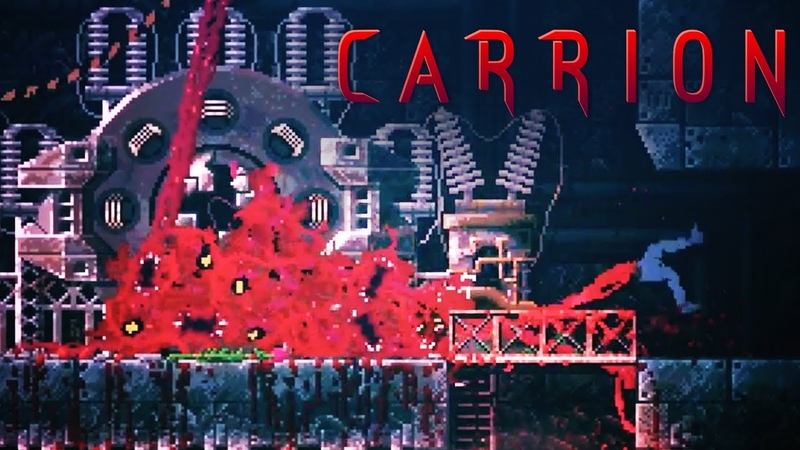Carrion Official Release Date Trailer