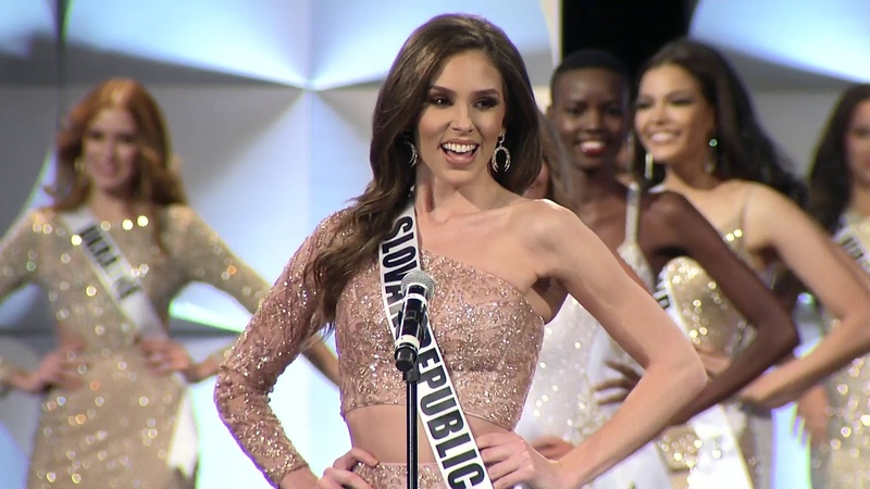 2019 Miss Universe Prelims