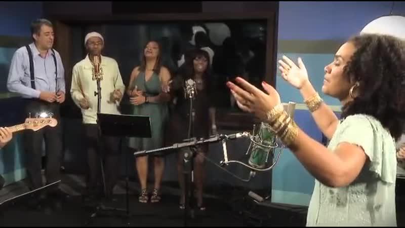 Mariene de Castro canta Um Ser de Luz no Sambabook João Nogueira