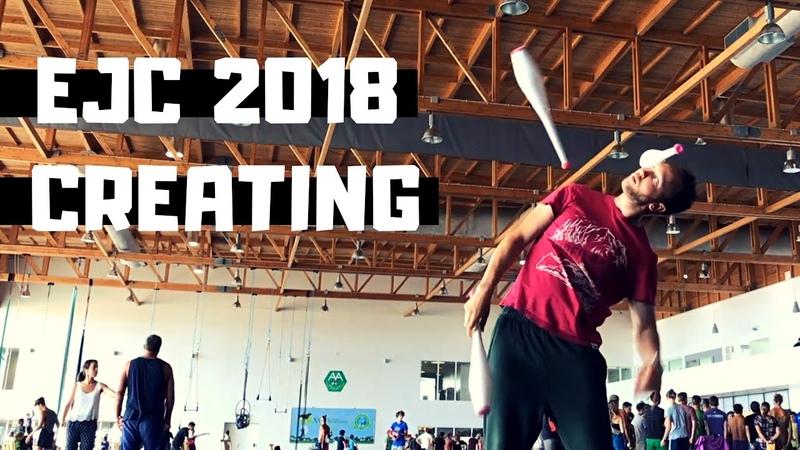 EJC 2018 Creating Juggling