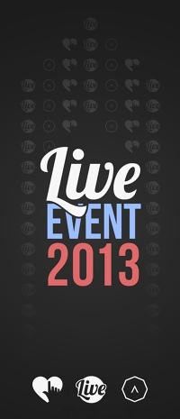 LIVE Event 2013