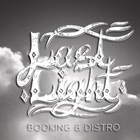 Логотип LAST LIGHT BOOKING & DISTRO (Закрытая группа)