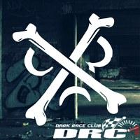 Логотип Dark Race Club Дарк Рэйс Клаб DRC (Закрытая группа)