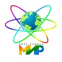 "Логотип ""МИР"" - парк семейного отдыха, Калуга"