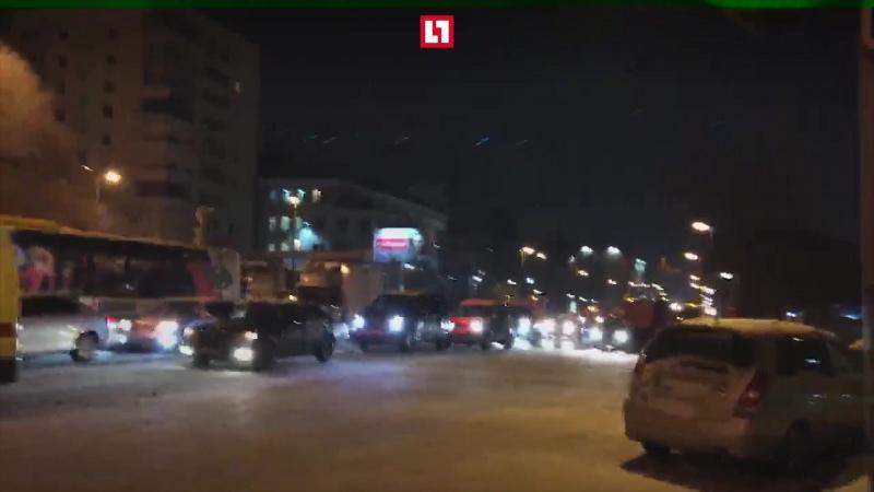 Ад на дорогах Владивостока
