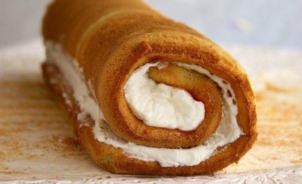 Рулет или рецепт очень удачного бисквита, изображение №5