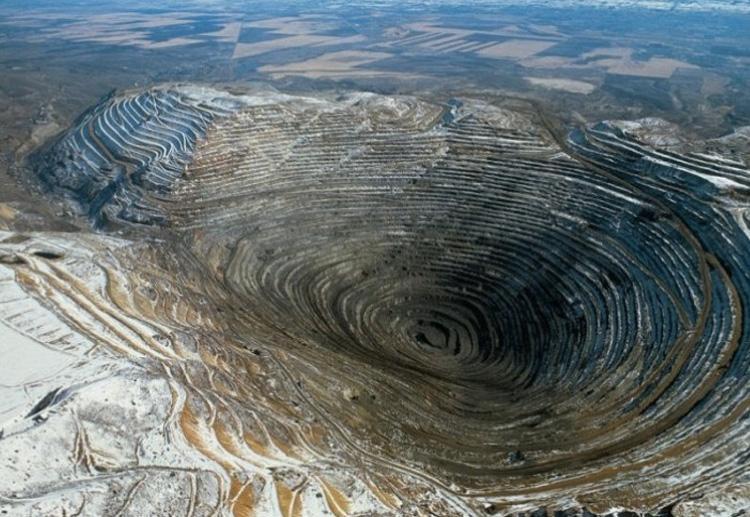 10 рукотворных черных дыр на теле Земли. Часть вторая., изображение №5
