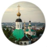 Логотип Православная молодежь города Владимира