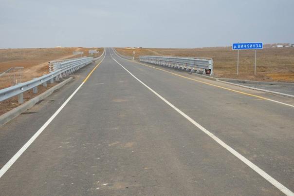 Завершено строительство северо-восточного обхода в...