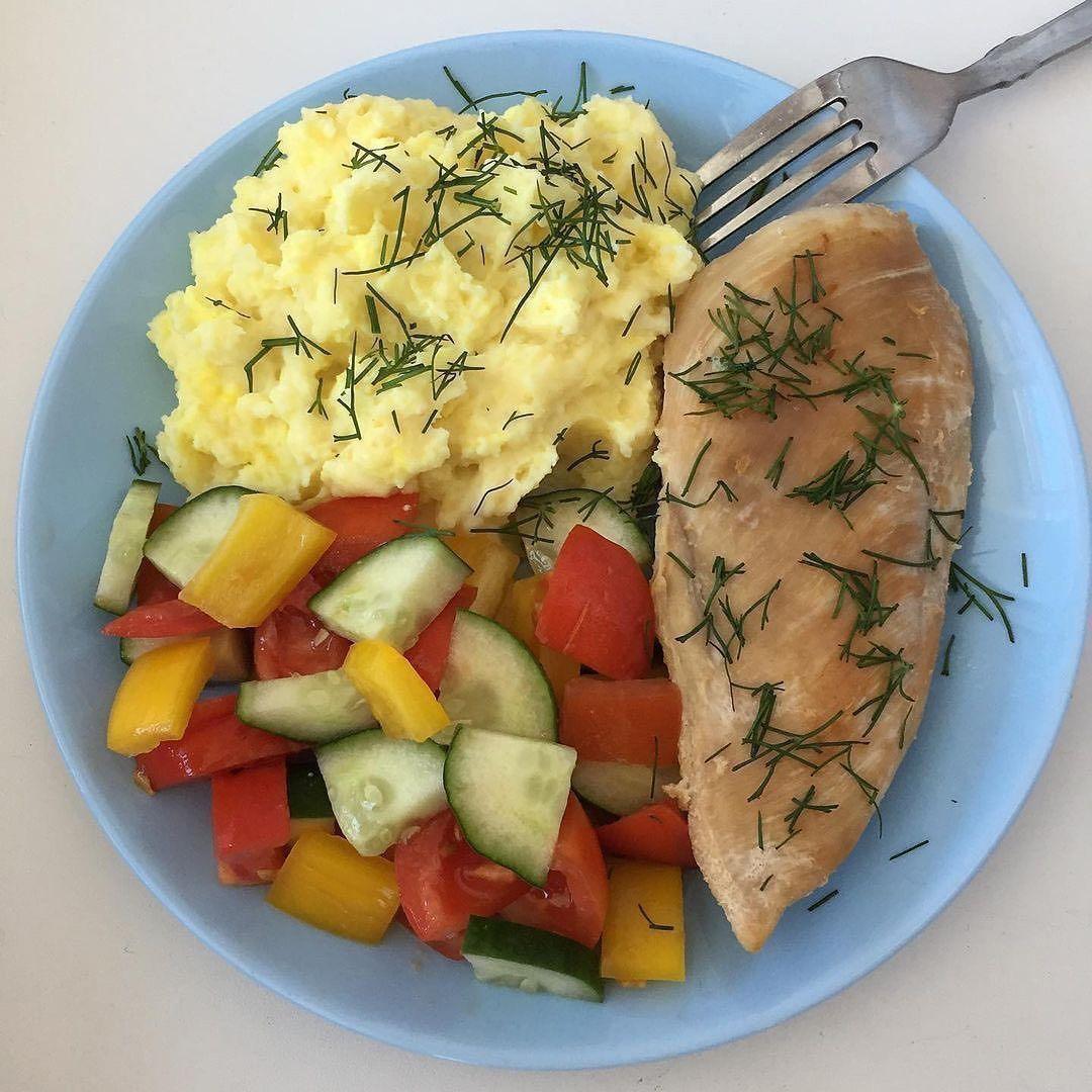 Подборка вкусных обедов