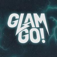 Логотип GLAM GO GANG!