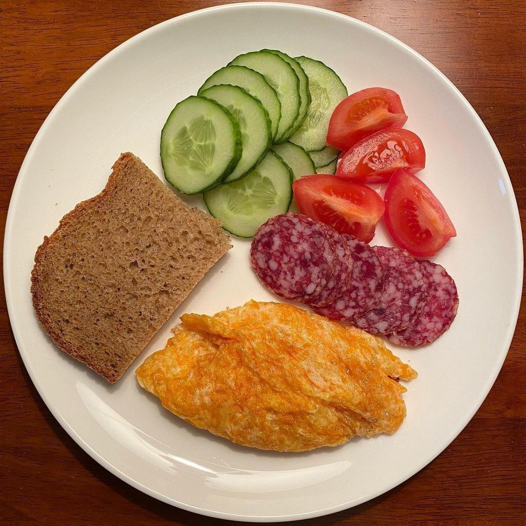 Доступное и вкусное правильное питание!