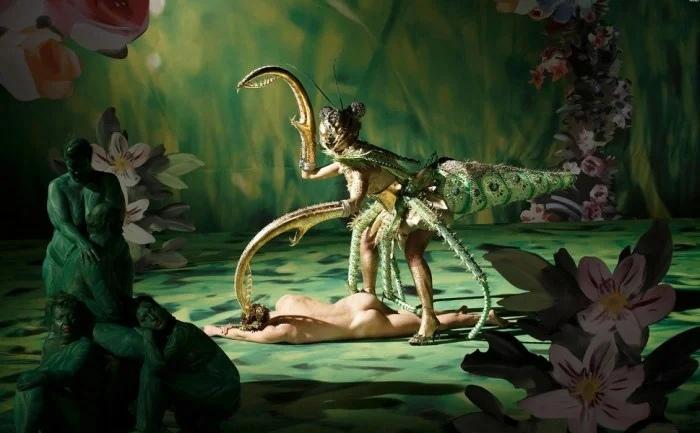 Инге Прадер: фотографии на грани высокого искусства.