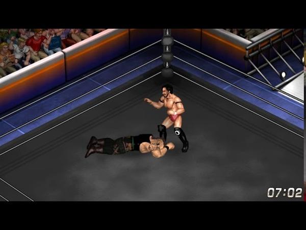 Braun Strowman VS Kip Sabian