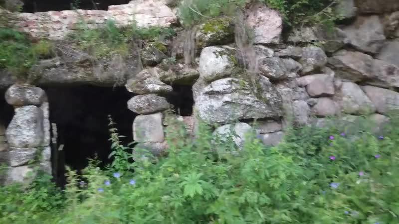 Нашли ядерный бункер 18 века