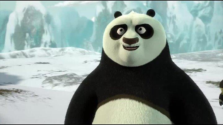 Мультфильм Кунг фу панда лапки судьбы 3 серия HD