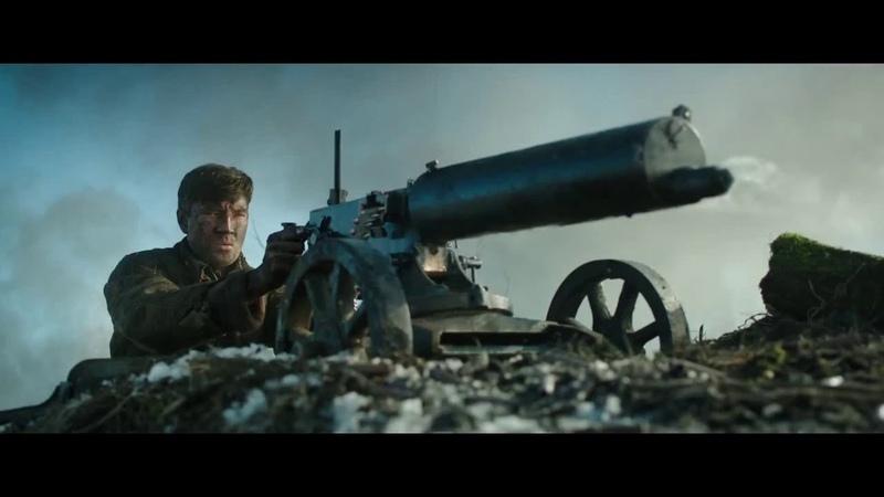 28 панфиловцев Бой пулеметчика с немцами, пулимет максим