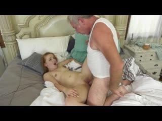 [DevilsFilm] Cleo Clementine - Grandpas Helping Hands