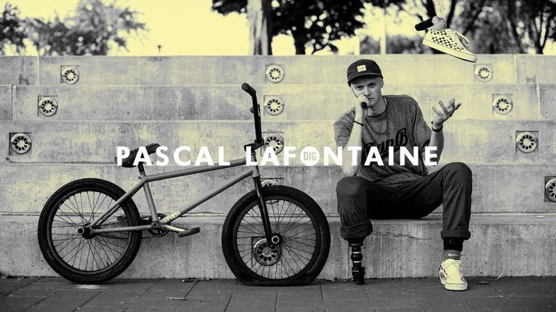 PASCAL LAFONTAINE X DIG 2019