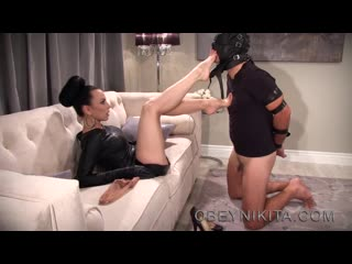 Mistress Obey Nikita - Foot Fetish and, ObeyNikita