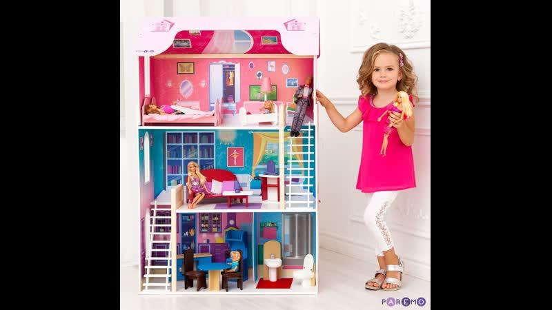 Кукольный_домик_для_Барби_