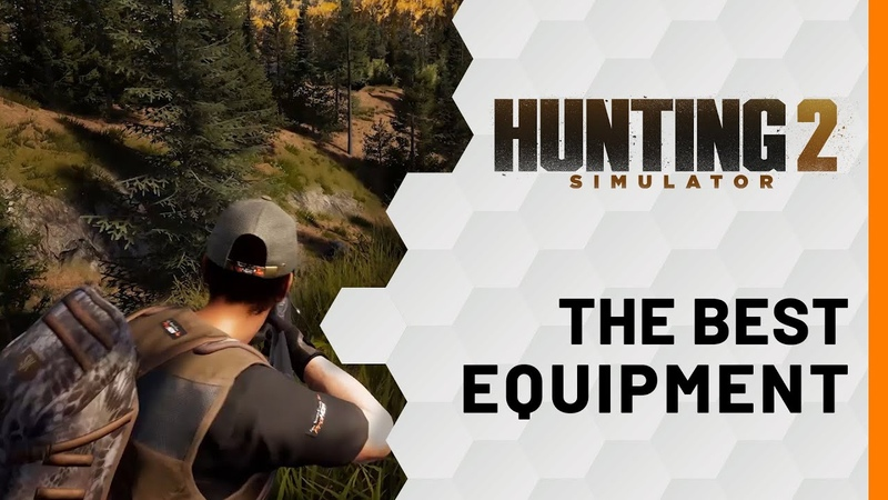Hunting Simulator 2 The Best Equipment