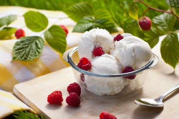 Мороженое «Пломбир»