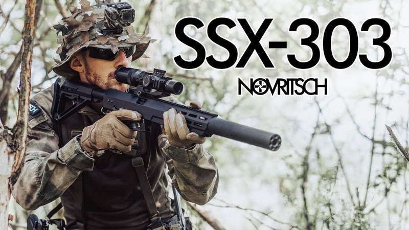 SSX 303 Carbine shoots 3 Joules Features release date