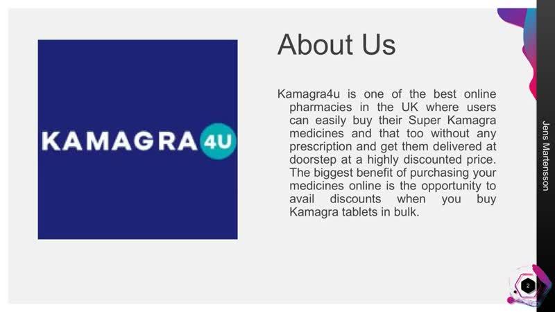 Kamagra Fast Medication No Tolerance for Erectile Dysfunction
