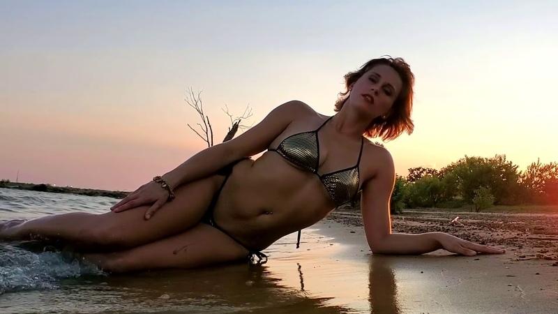 Beautiful Sexy Girl 🌹🎶 ДиДюЛя - На побережье 🎼 Instrumental Music (Красивая, Сексуальная, Девушка, DiDuLa, Гитара, Инструментальная, Музыка, Видео, Video)