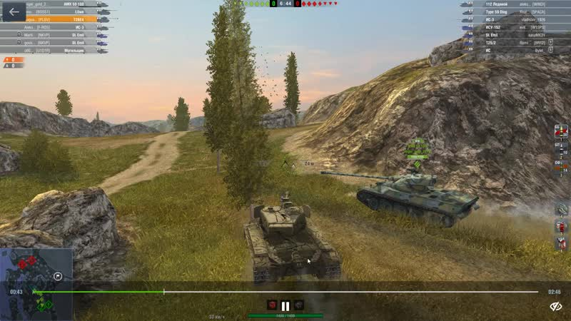 World of Tanks Blitz имба хэлуина 2018