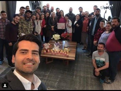 Erkan Hazali dogum gununde opucuklerle tebrik etdi