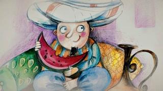 Бабушкины сказки - Маленький Мук   Мультфильмы для детей