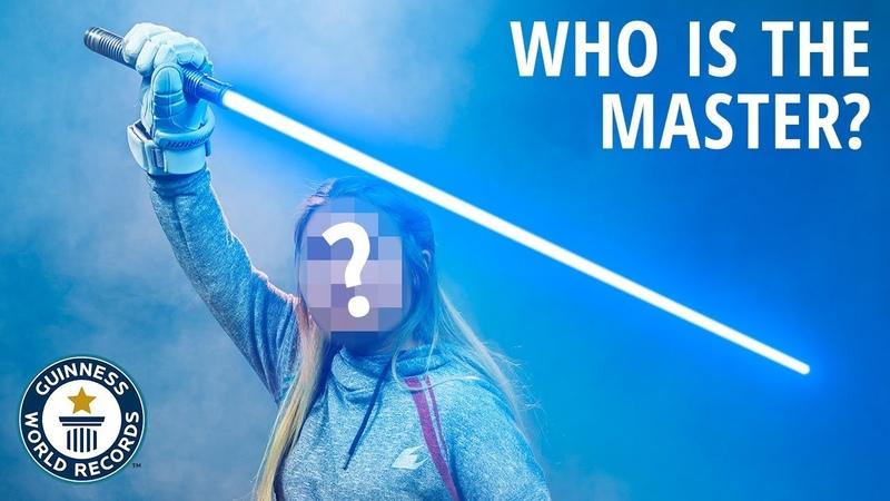 Star Wars Showdown Who will win Guinness World Records