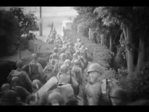 2nd 5th Ranger Battalions Weymouth 01 06 1944 DDay Overlord