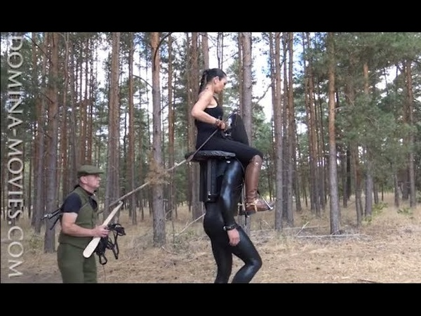 Ponyplay II Horse Archer on Manhunt Chapter Two Horse riding training Peach s