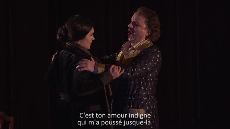 Donizetti Lucia di Lammermoor Доницетти Лючия ди Ламмермур Monte Carlo 2019