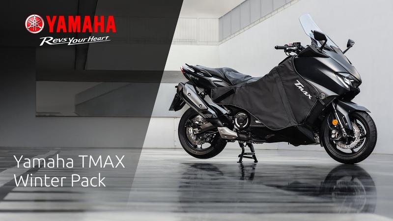 2020 Yamaha TMAX Winter Pack