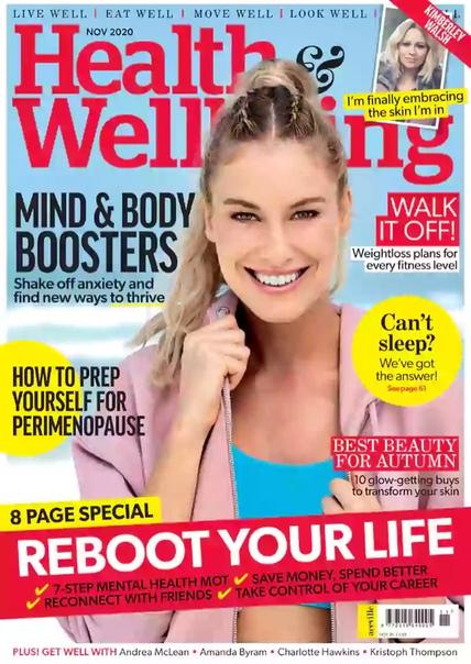 Health   Wellbeing - November 2020